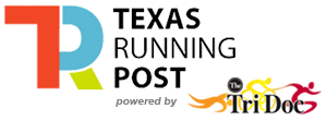 Texas Running Post Retina Logo