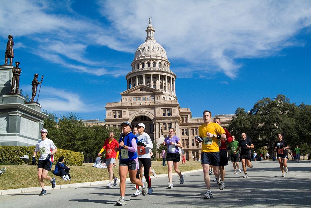 tapering vor marathon
