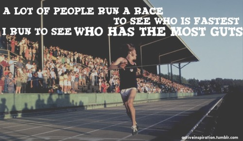 Sampling of Great Running Quotes for Your Frig or Bulletin ...