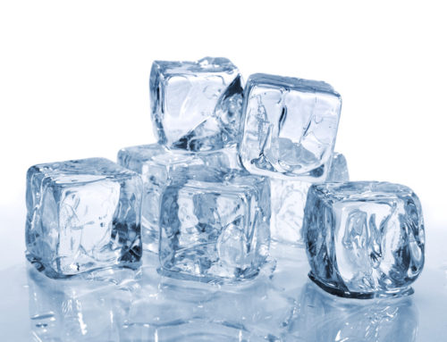 Ice, Ice Baby! Freeze Sore or Injured Leg Muscles