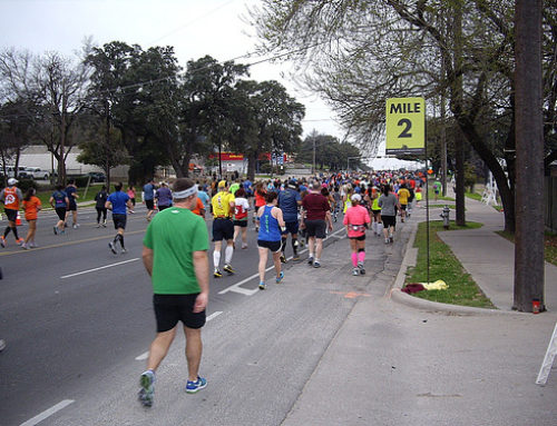 How To Recover This Week From Austin Marathon or Half