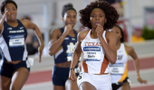 UT's Courtney Okolo Breaks Collegiate 400-Meter Record