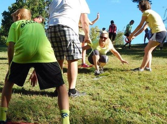 11.12.16 THE GREAT AMAZING RACE San Antonio, adventure/obstacle race for adults & kids grades k-12