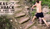 Inaugural Texas Switchback Trail Race