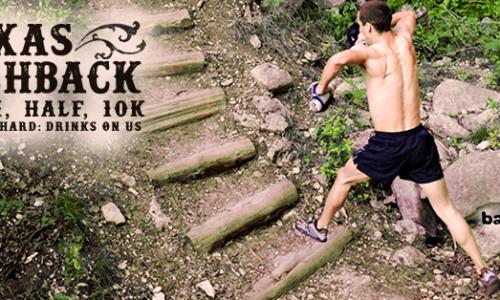 Inaugural Texas Switchback Trail Race