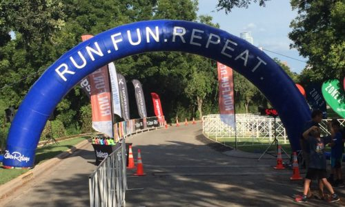 One of Austin's favorite running events, the Zilker Relays