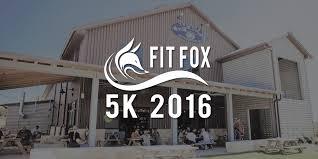 Fit Fox 5K