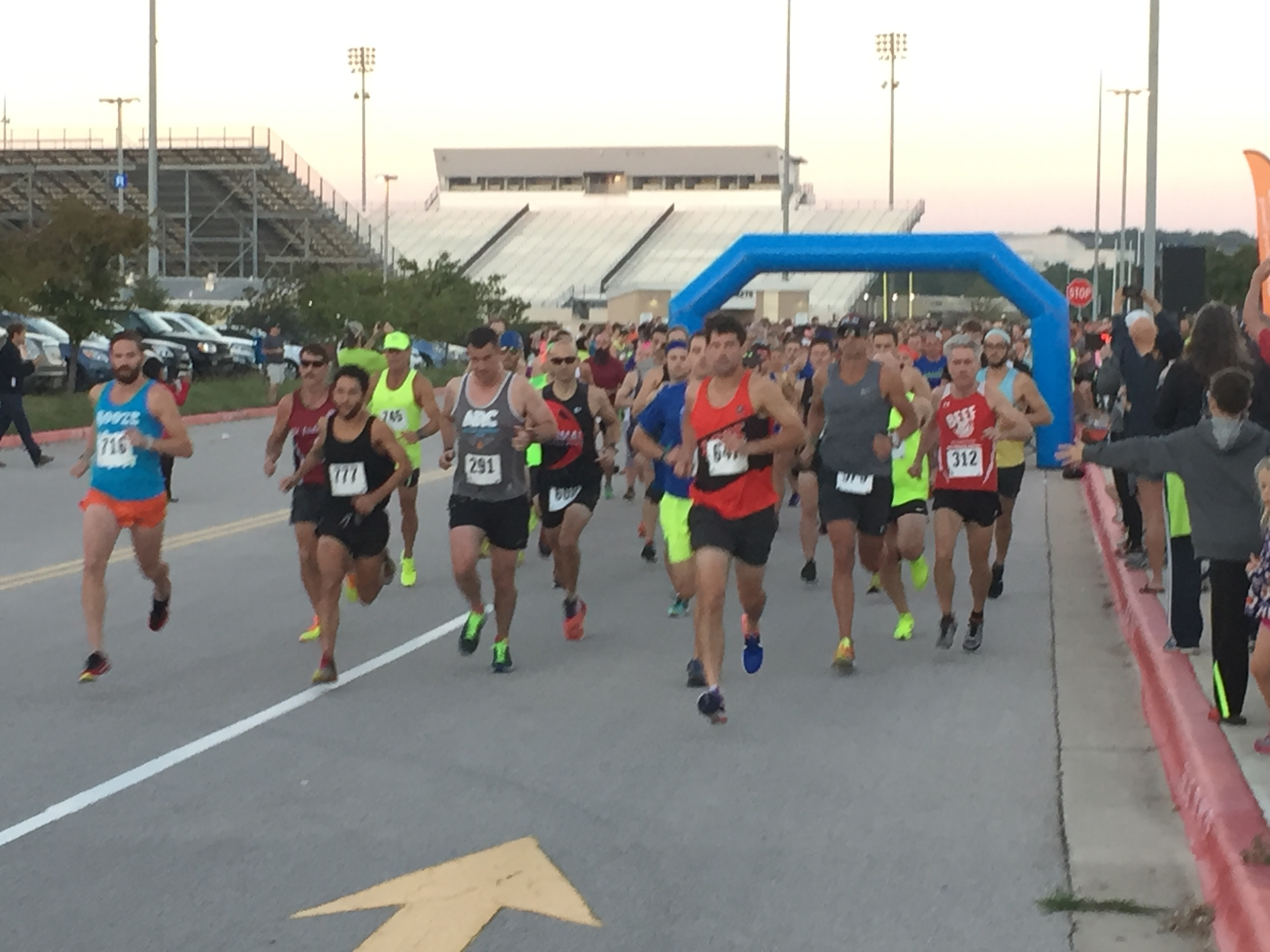 Run Free Texas 80's 8k A Race With a Purpose.
