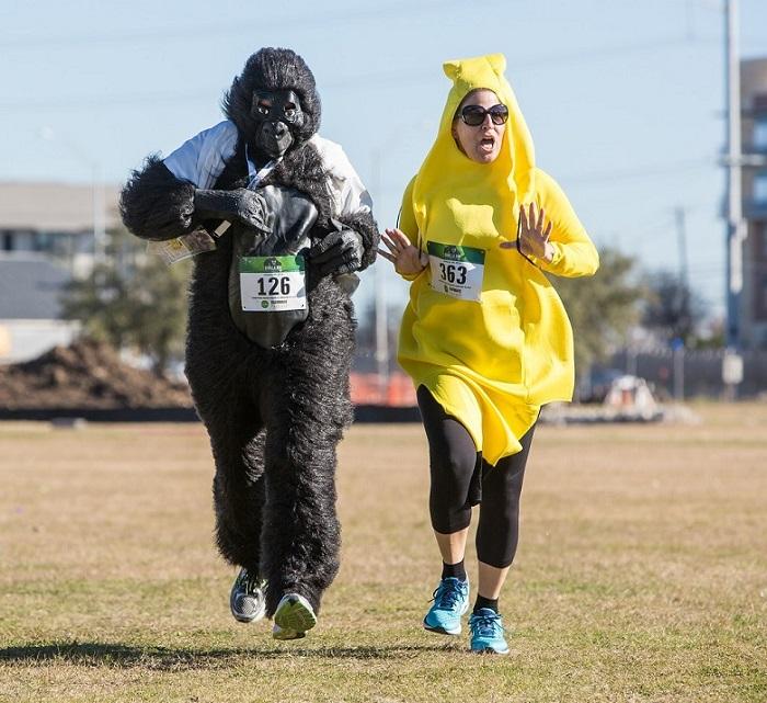 7th Annual Austin Gorilla Run