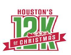 Houston's 12K of Christmas Run