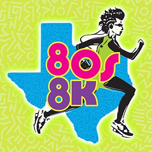 Run Free Texas 80s 8k