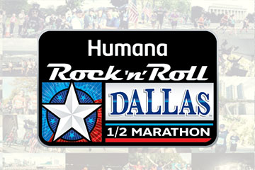 Rock 'n' Roll Dallas Half Marathon & 5k