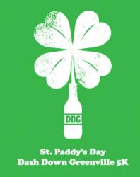 St. Paddy's Dash Down Greenville 5k