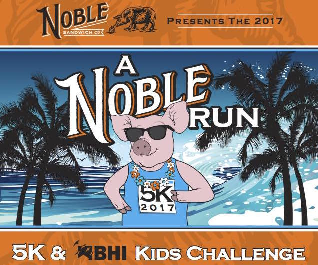 A NOBLE Run 5K & BHI Kids Challenge