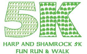 34TH HARP & SHAMROCK SOCIETY 5K RUN & FITNESS WALK