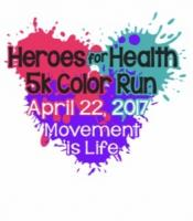Heroes for Health Color 5k