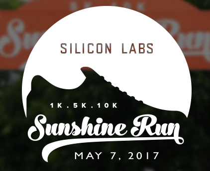 Silicon Labs Sunshine Run