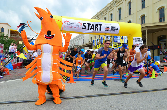 Galveston Island Shrimp Festival 5K