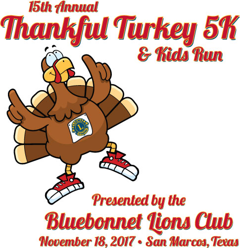 Thankful Turkey 5K & Kids Run