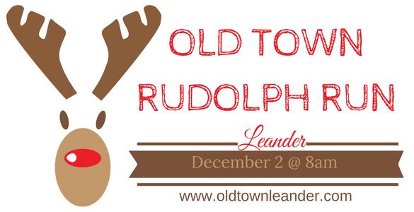Old Town Rudolph Run 5K