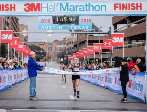 3M Half Marathon Provides Good Times and a Good Time