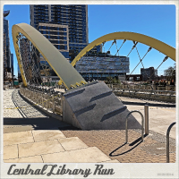 Austin 10K'r presents Central Library Run