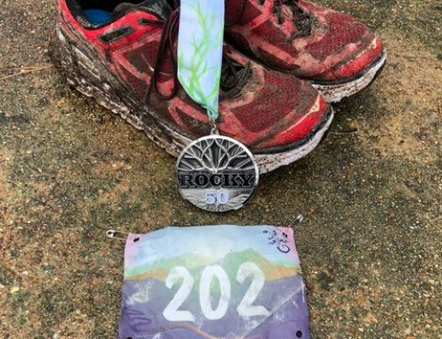 Tejas Trails Rocky Raccoon 50k Race Report