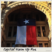 Austin 10K'r presents Capitol Warmup Run