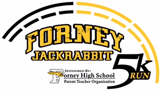 Forney Jackrabbit 5k Run