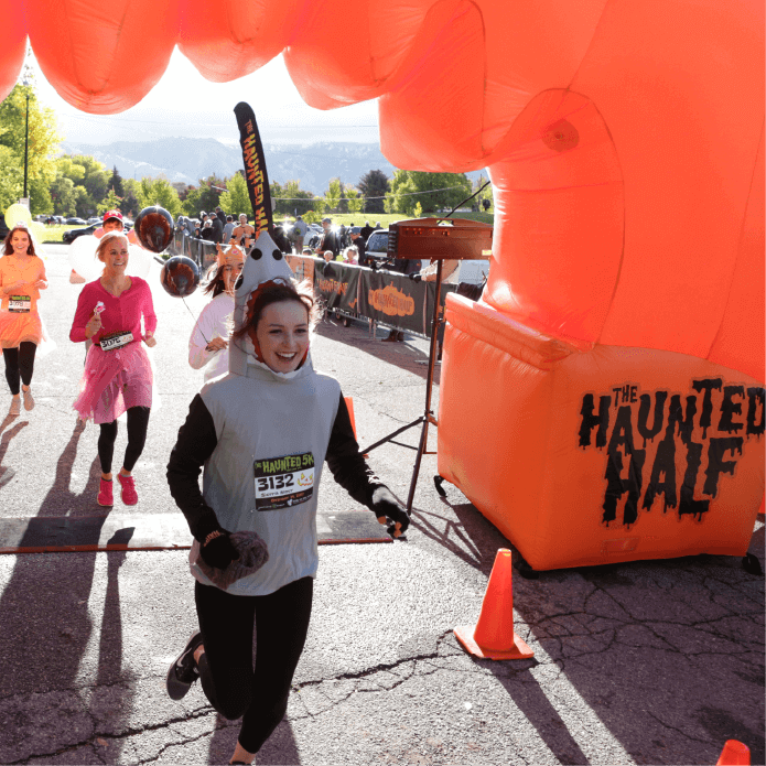 The Haunted Half Marathon, 5K, and Kids Run