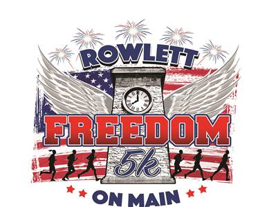 Rowlett Freedom 5K on Main