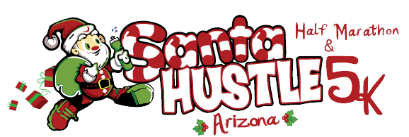 Santa Hustle Arizona 5k & 1/2 Marathon