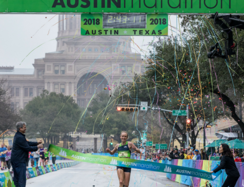 2018 Austin Marathon Contributes $37.5 Million to Austin Economy