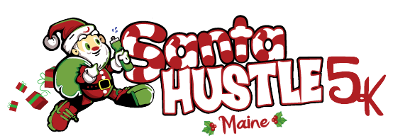 Santa Hustle Maine 5k
