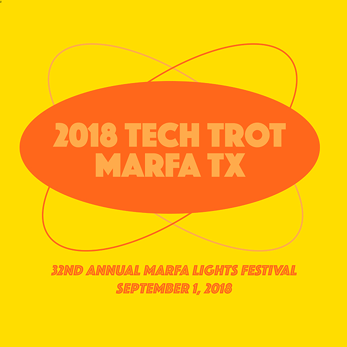 Marfa Lights Tech Trot 5K