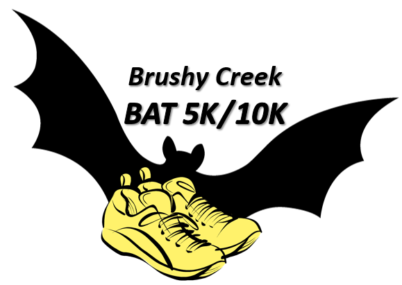 Brushy Creek Bat 5K/ 10K