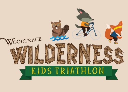 Woodtrace Wilderness Kids Triathlon
